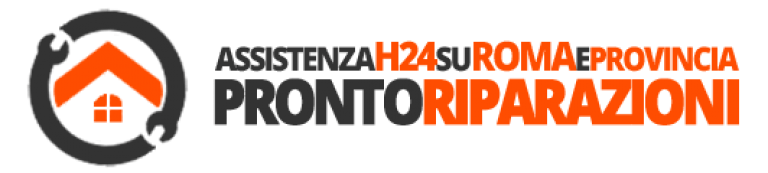 pronto riparazioni roma logo